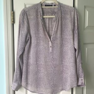 Tops - Long sleeve whisper weight blouse